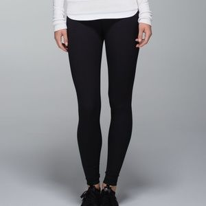 Lululemon Wunder Under Pant* Full-On Luxtreme